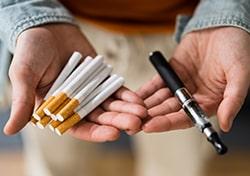 cigarette vs vape min