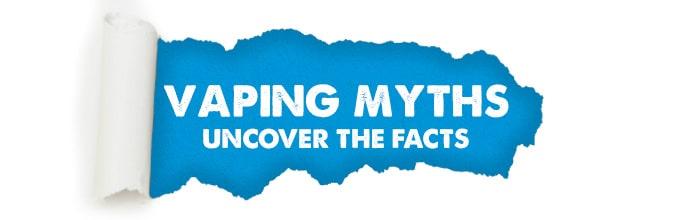 vaping myths